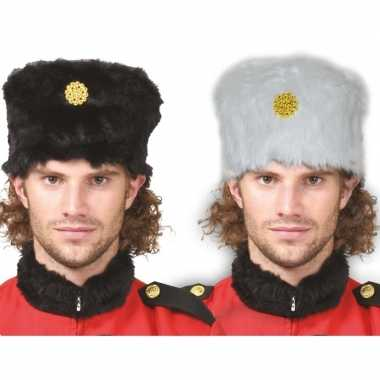 Russische kozak bontmuts volwassenen